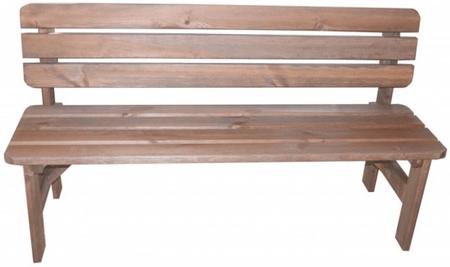 Rojaplast ławka ogrodowa Miriam, 150 cm