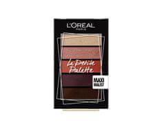 L'Oréal Paletka očních stínů La Petite Palette 5 x 0,8 g