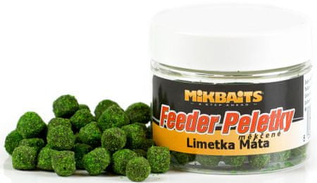Mikbaits Pelety Měkké Feeder 50 ml vanilka