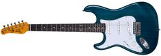 Jay Turser JT-300-LH-TBL-A-U Levoruká elektrická kytara