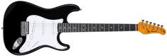 Jay Turser JT-300-BK-A-U Elektrická kytara
