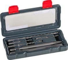 KWB komplet svedrov in dlet v plastičnem kovčku, 6v1 (49109166)