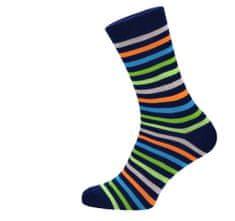 ROSENBULL Veselé ponožky- Pruhovaný Joe