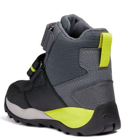 Geox chlapecké zimní boty Orizont 28 černá  6749f26685