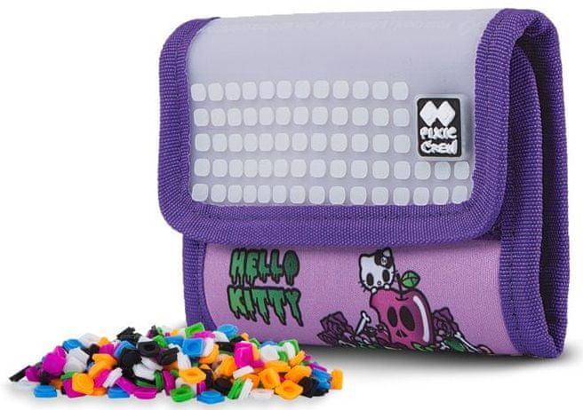 Pixie Crew Hello Kitty peněženka fialová