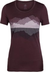 Icebreaker damski t-shirt Wmns Tech Lite SS Low Crewe Cook