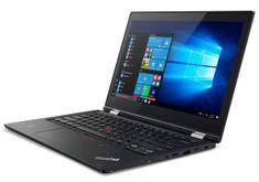 Lenovo prenosnik ThinkPad L380 Yoga i7-8550U/8GB/SSD512GB/13,3FHD/W10P (20M7001JSC)