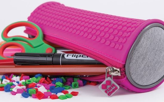 Pixie Crew okrugla pernica, ružičasta