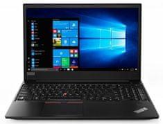 Lenovo prenosnik ThinkPad E580 i5-8250U/8GB/SSD256GB+1TB/15,6FHD/W10P, črn (20KS003GSC)