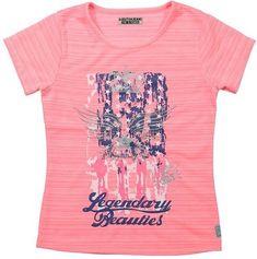 Dirkje Dívčí tričko LEGENDARY - růžové