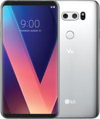 LG V30, Cloud Silver okostelefon