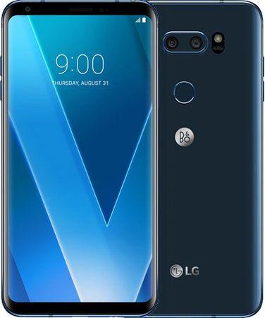 LG V30, Moroccan Blue