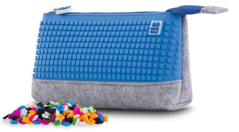 Pixie Crew Kreativní pouzdro do školy modrá