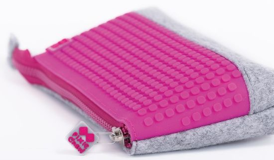 Pixie Crew kreativna školska pernica, ružičasta