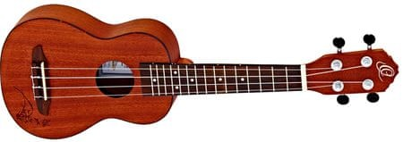 Ortega RU5MM-SO Akustické ukulele