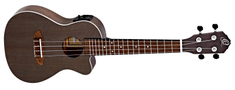 Ortega RUCOAL-CE Elektroakustické ukulele