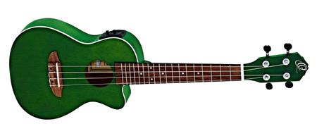 Ortega RUFOREST-CE Elektroakustické ukulele