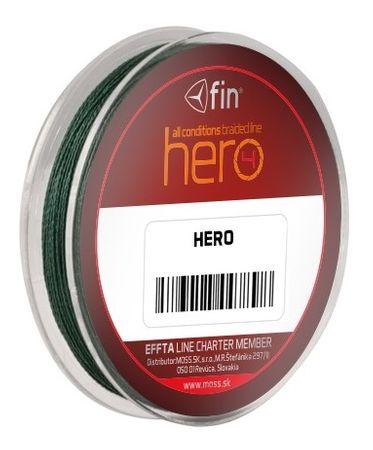 FIN Návazcová Šňůra Hero 15 m 0,12 mm, 8,2 kg