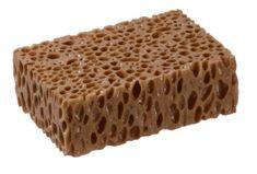 KAJA Houba na mytí auta Premium, polyuretanová pěna, hnědá, 10 ks
