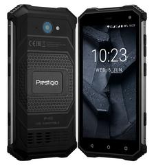 Prestigio Muze G7, Dual SIM, LTE, IP68, černý