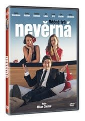 Věčně tvá nevěrná   - DVD