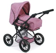 Bayer Chic wózek dla lalek Leni, jasnoróżowy