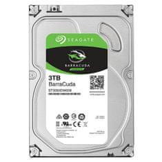 Seagate trdi disk BarraCuda 3TB 3,5'' SATA3 6GB/s 7200rpm