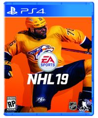 Electronic Arts NHL 19 (PS4)