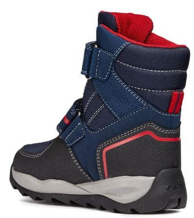 7812f248907 Geox chlapecké zimní boty Orizont 26 tmavě modrá