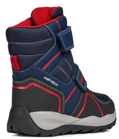 9019fda8a03 Geox chlapecké zimní boty Orizont 28 tmavě modrá