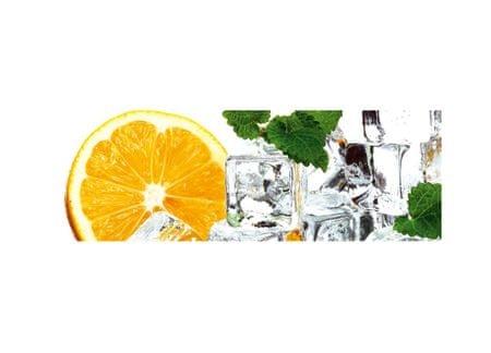 Dimex Fototapeta do kuchyne KI-180-023 Ľad s citrónom 60 x 180 cm