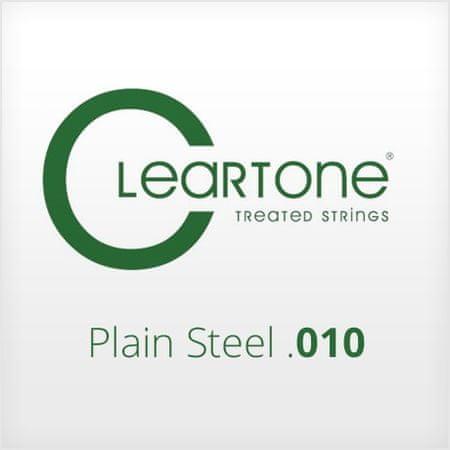 Cleartone Plain Steel .010 Struna na elektrickú/akustickú gitaru