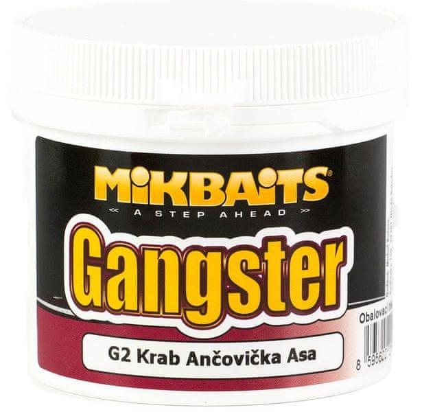 Mikbaits trvanlivé těsto Gangster 200g squid octopus