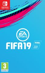 Electronic Arts igra FIFA 19 (Switch) - datum izida 28.9.2018
