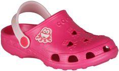 Coqui dekliški sandali Little Frogg