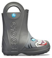 Crocs chlapecké holínky FL Creature Rain Boot