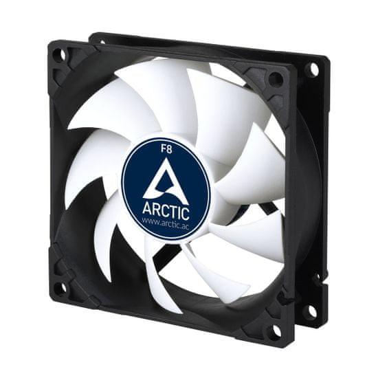 Arctic ventilator F8 80mm 3-pin