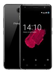 Prestigio Muze D5, Dual SIM, LTE, černý