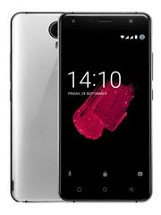 Prestigio Muze D5, Dual SIM, LTE, stříbrný