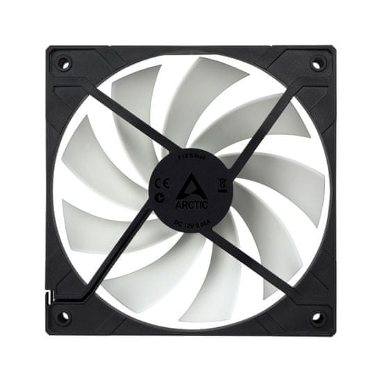 Arctic ventilator F12 Silent 120mm 3-pin