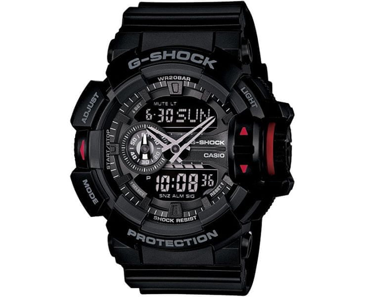 Casio The G/G-SHOCK GA 400-1B
