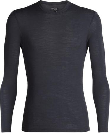 Icebreaker koszulka męska z długim rękawem Mens 175 Everyday LS Crewe Monsoon XXL