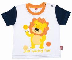 2be3 T-shirt chłopięcy King