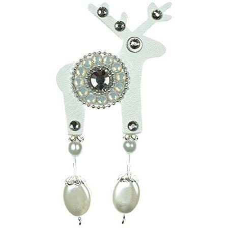 Deers Malý biely Jelínek Pearl