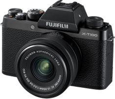 FujiFilm X-T100 + XC 15-45 OIS PZ