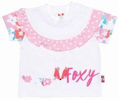 2be3 dívčí tričko Foxy