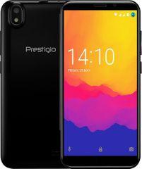 PRESTIGIO Wize Q3 mobiltelefon, Dual SIM, fekete