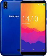 Prestigio Wize Q3, Dual SIM, modrý