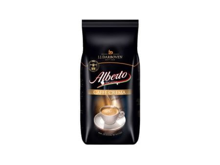 Alberto Caffè Crema 1kg - ziarnista