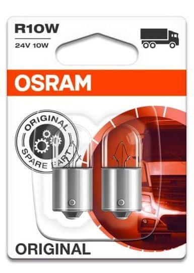 Osram Žárovka typ R10W, 24V, 10W, Standard